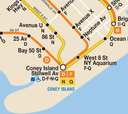 Nyc Simple Subway Map.Nyc Subway Guide Step By Step Guide