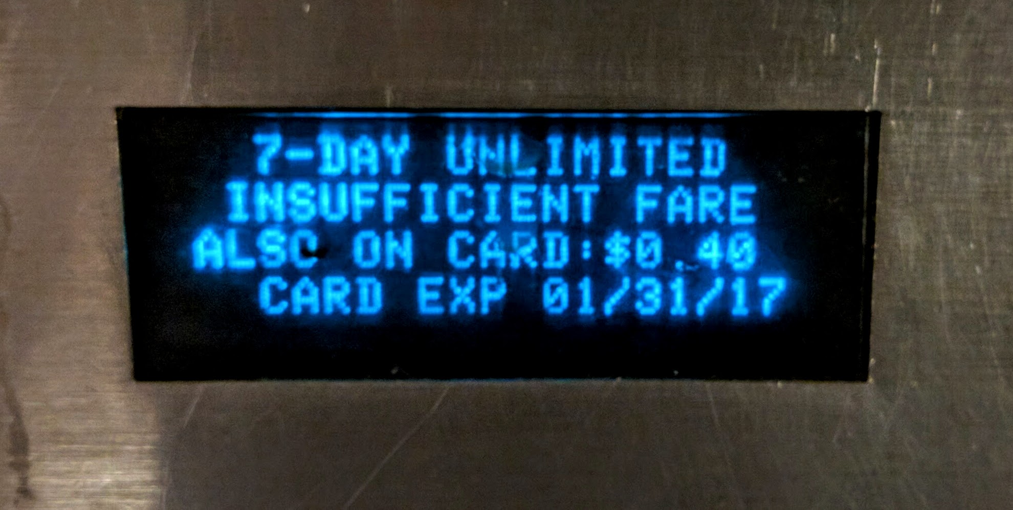 new york metro card