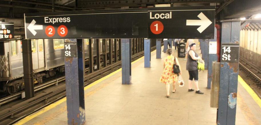 NYC Subway Guide - Step by Step Guide